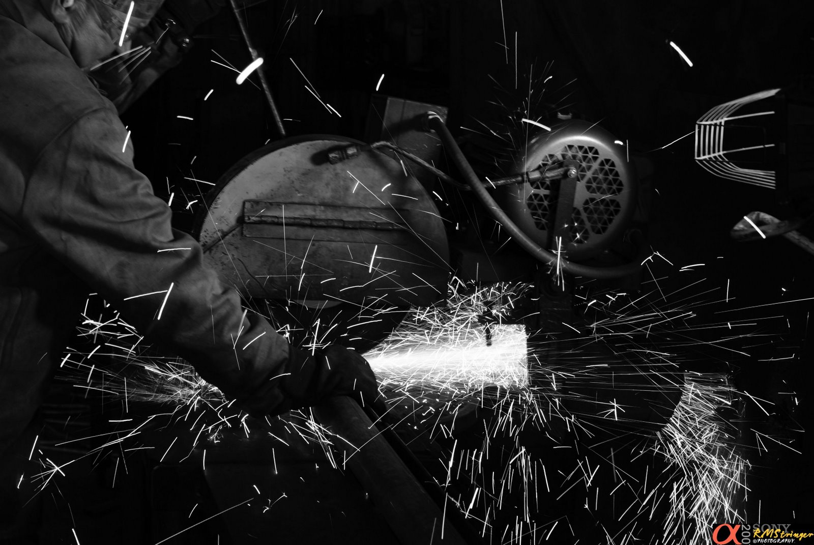 "IL"" ""Welding"" ""Black and White Photography"" – RMStringer"