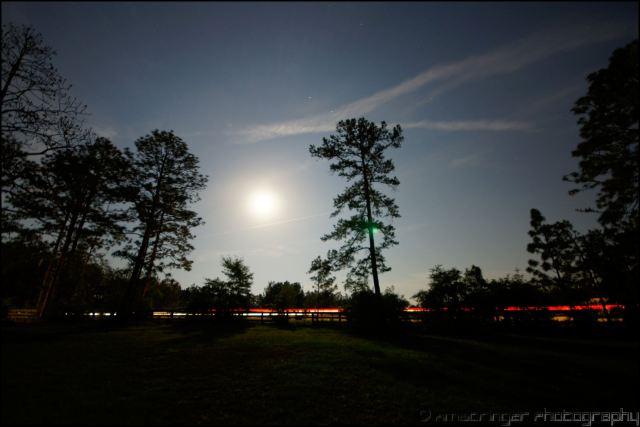Super Moon Sky...