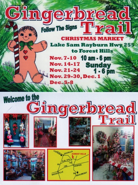 Gingerbread Trail